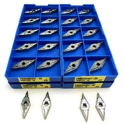 VNMG160404 HA H01 Aluminum Inserts External Turning Tool turning insert CNC cutting Tool VNMG 160404 high quality lathe tools
