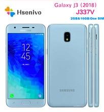 Samsung galaxy j3 (2018) Refurbished-J337V 4g lte telefone android exynos quad core 5.0