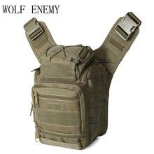 Outdoor Military Tactical Sling Sport Travel Chest Bag Shoulder Bag for Men Women Crossbody Bags Hiking