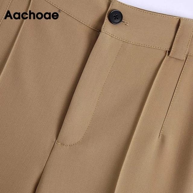 Elegant Khaki Pants  3