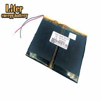 36116135 35115135 duża pojemność 3 7 V bateria tableta 8000 mah każda marka tablet uniwersalny akumulator baterie litowe tanie i dobre opinie Liter energy battery Elektroniczne zabawki Shop Warranty original Li-polymer Video Game Player