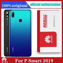 Original Für Huawei P Smart 2019 POT LX3 POT L23 POT LX1 POT L21 POT LX2 Zurück Batterie Abdeckung Gehäuse teile