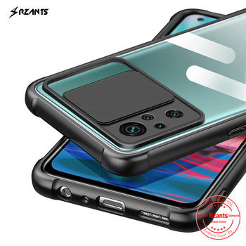 Rzants For Xiaomi Redmi Note 10 10S Redmi Note 10 Pro Max 4G 5G Case [Lens Protection] Camera Protect Slim Transparent Cover 1