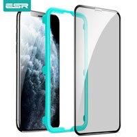 ESR Privatsphäre Gehärtetem Glas für iPhone 11 11Pro Max XR X XS Max Screen Protector Anti-Glare Anti-spy Glas für iPhone 8 7 Plus