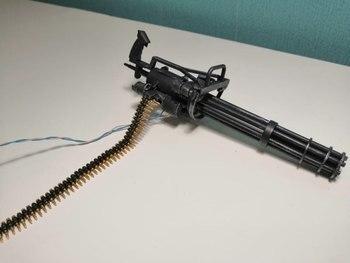 50pcs/set 7.62 Caliber Metal Machine Bullet Chain 1/6 Scale Figure Toys Accessory for 12 6