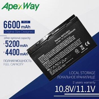 Batería de ordenador portátil de 11,1 V, para Acer Aspire 3100, 3103,...