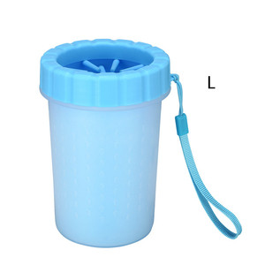 Image 3 - Dog Paw Cleaner Cup Soft Silicone Combs Portable Outdoor Pet towel Foot Washer Paw Clean Brush Quickly Wash Foot Cleaning Bucket