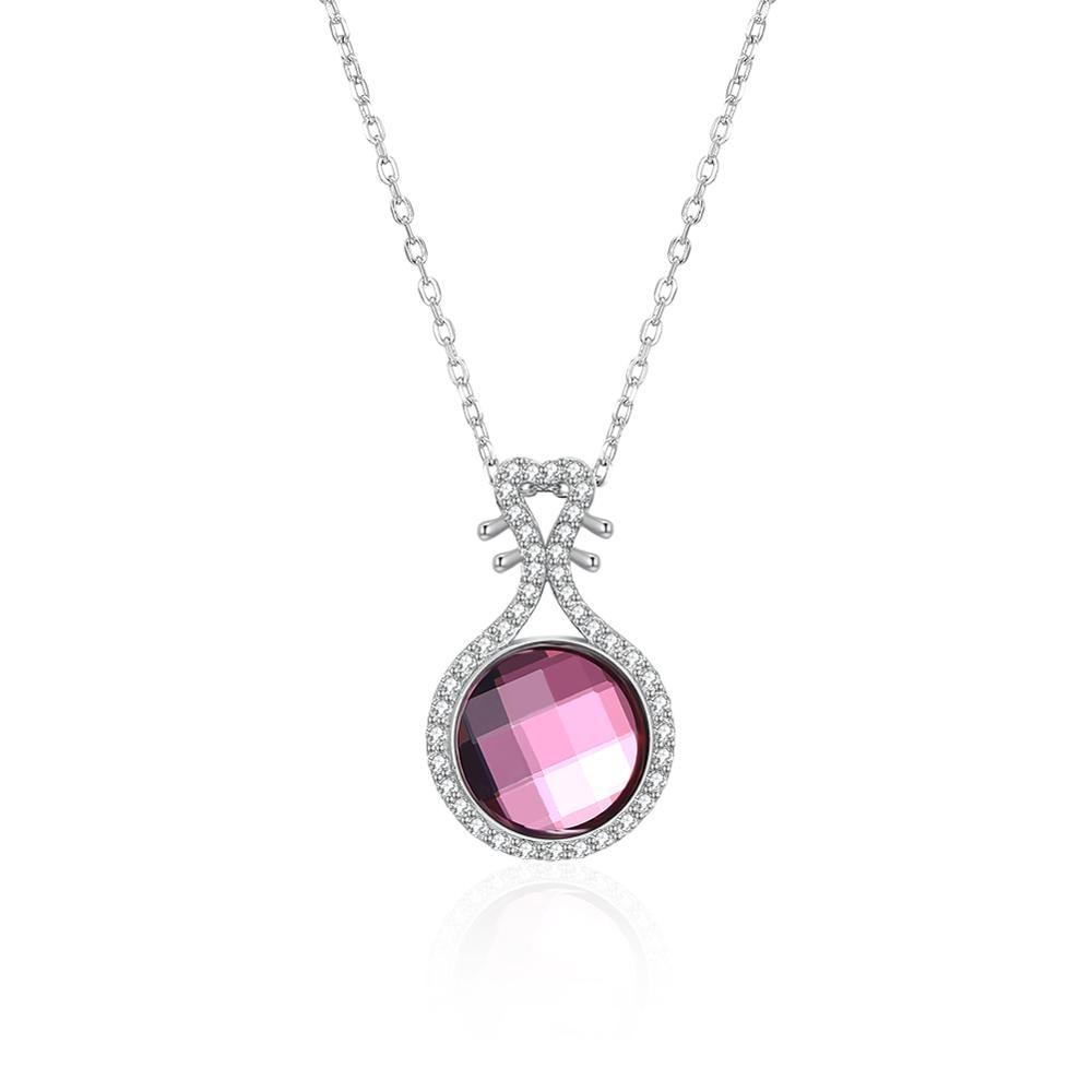 Haute qualité brillant pendentif mode femmes décontracté luxe collier 2019 nouveaux bijoux