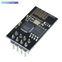 1 قطعة ESP8266 ESP 01 ESP01 المسلسل اللاسلكية واي فاي وحدة استقبال جهاز استقبال الإنترنت من الأشياء واي فاي نموذج المجلس لاردوينو