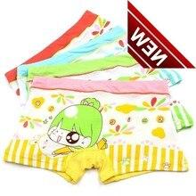 5pcs/lot Panty Children Panties Girls Cartoon Briefs Female Child Underwear Clothing Kids Baby Girl Kid Clothes
