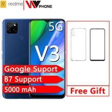 Realme – smartphone, V3, ram 6 go, rom 64 go, 6.5