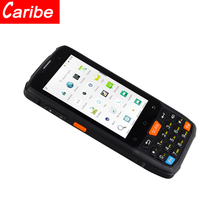 CARIBE PL-40L Android 8.1 Mobile Industrial PDA for Inventory Management with Free SDK Barcode QR Code Scanner 125K NFC Reader
