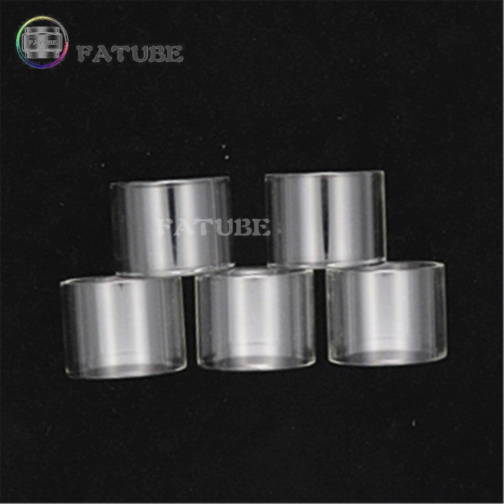 5PCS FATUBE Glass tube for GEEKVAPE Aegis legend with Cerberus Aero mesh Alpha zeus Sub Ohm Tank glass smoking 6