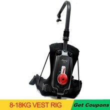 Steadicam READYRIG EASYRIG Vest 8 18kg DSLR Video Camera Gimbal Support Easy Rig For DJI Ronin 3 Axis Gimbal Handheld Stabilizer