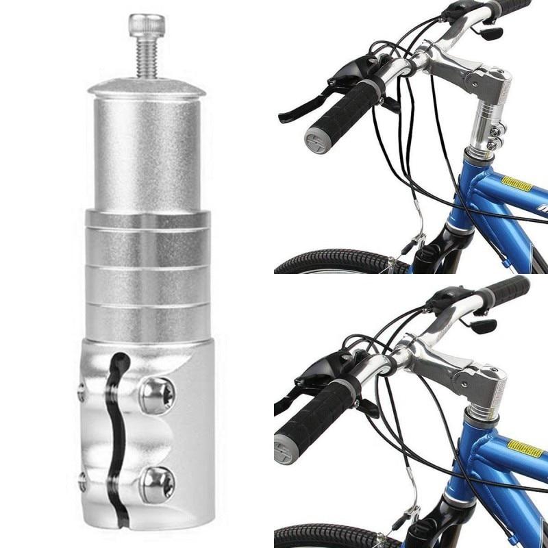 MTB Bike Handlebar Riser Head Up Adapter Mountain Bicycle Fork Stem Extender