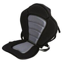 Adjustable Padded Canoe Kayak Seat Kayak Backrest Seat With Back Pack Rest Bag шапка canoe canoe mp002xb001ul