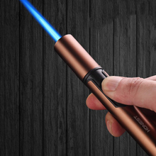 Металлический фонарь, газовые зажигалки, ветрозащитная зажигалка, сигары, Бутановая Зажигалка, распылитель, портативная струйная зажигалк...
