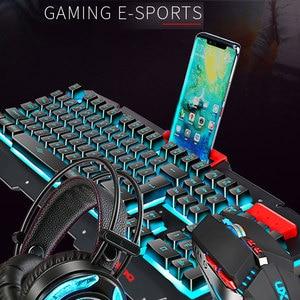 Wired Mechanical Gaming Keyboa