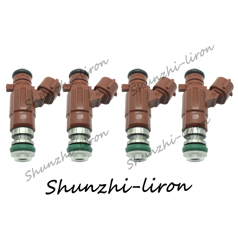 4pcs Fuel Injector For <font><b>Mitsubishi</b></font> 4G94 <font><b>4G69</b></font> 4G64 4G93 FBJB101 image