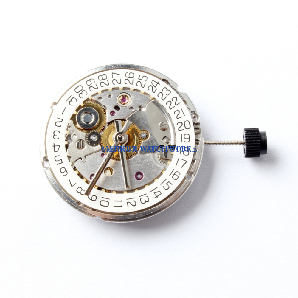 Automatic 2824 sw200 exchangable <font><b>St2130</b></font> from for <font><b>SEAGULL</b></font> watch Parts Rapair tool Mechanical Chornograph Movement image
