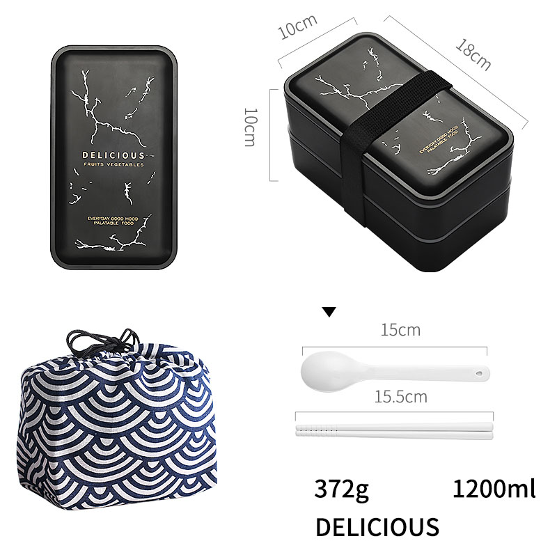 Lunch-Box-para-Crian-as-Bento-Caixa-Recipiente-de-Alimento-Microondas-Duplo-Jap-o-Escola-De (13)