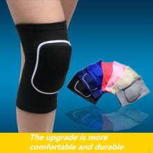 1 PCS Nylon Football Volleyball Soccer Knee Pads Cycling Support Yoga Basketball Training Protection Dance Kids