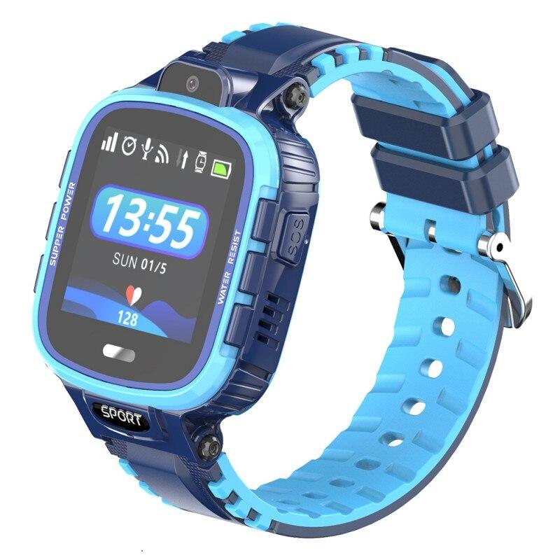 TD26 Smart Kids Watch IP67 Waterproof GPS WIFI Children Tracker Camera Smart Children SOS Monitoring Positioning Watch
