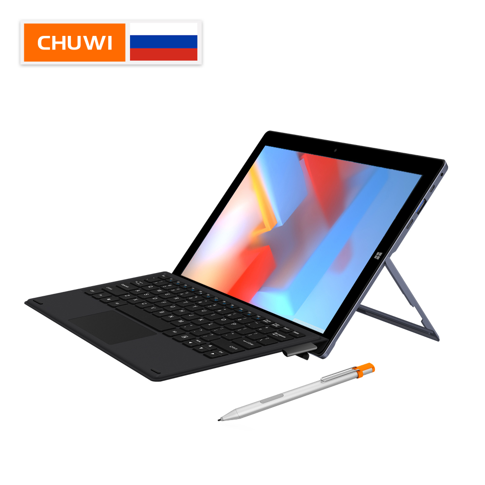 CHUWI UBook 11.6 inç Intel N4100 Windows 10 Tablet PC 1920*1080 dört çekirdekli işlemci 8GB RAM 256GB SSD tablet