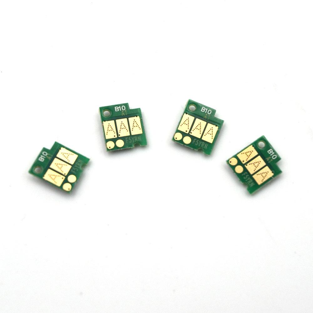 5 комплектов чип автоматического сброса для Brother LC105 LC107 для Brother MFC-J4510 MFC-J4610 MFC-J4310 MFC-J4410 чернильный картридж
