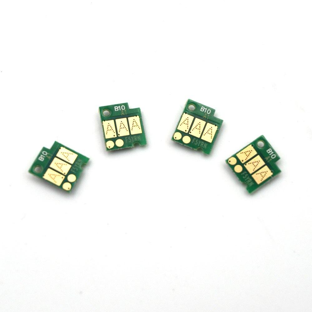 5 комплектов, чип автосброса для принтера Brother LC123, брикет J4610, J4710, J4110, J4410, J552, J752