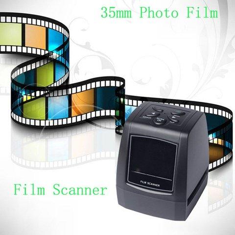mini 5mp 35mm 135mm filme negativo do