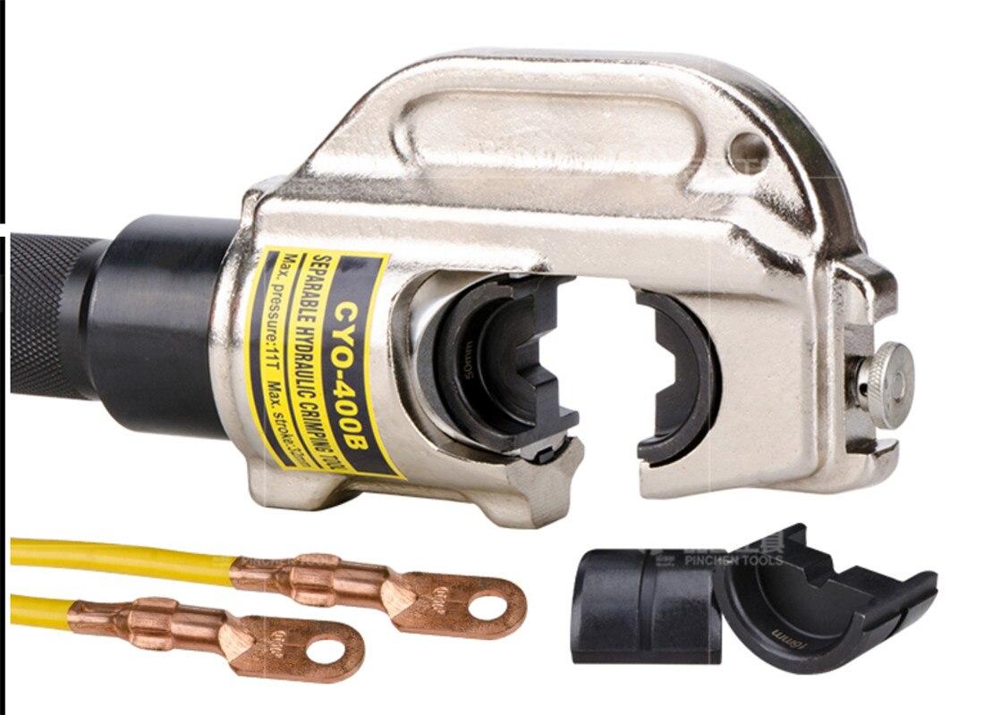 HBM Outil de sertissage hydraulique 16 tonnes 16-400 mm/²