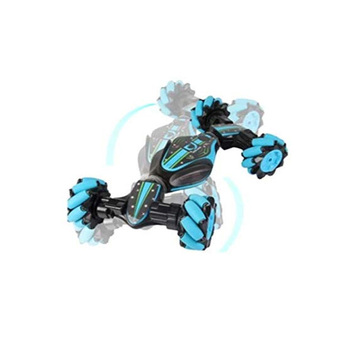Global Funhood Gw124 Car Watch Remote Control Stunt Rc Car Gesture Sensing Twisting Vehicle Drift Car Children Driving Toy Gifts