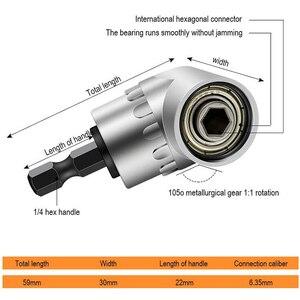 Image 5 - Набор отверток Vastar 105, инструменты 1/4 с шестигранной головкой
