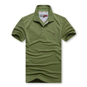 Man Polo Shirt Brand Mens Casual Deer Embroidery Polo shirt Men Short Sleeve High Quantity Polo Men 11