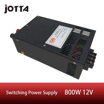 800W 12V 66A Single Output switching power supply