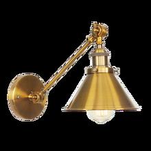 Настенный светильник rh в стиле лофт винтажный промышленный