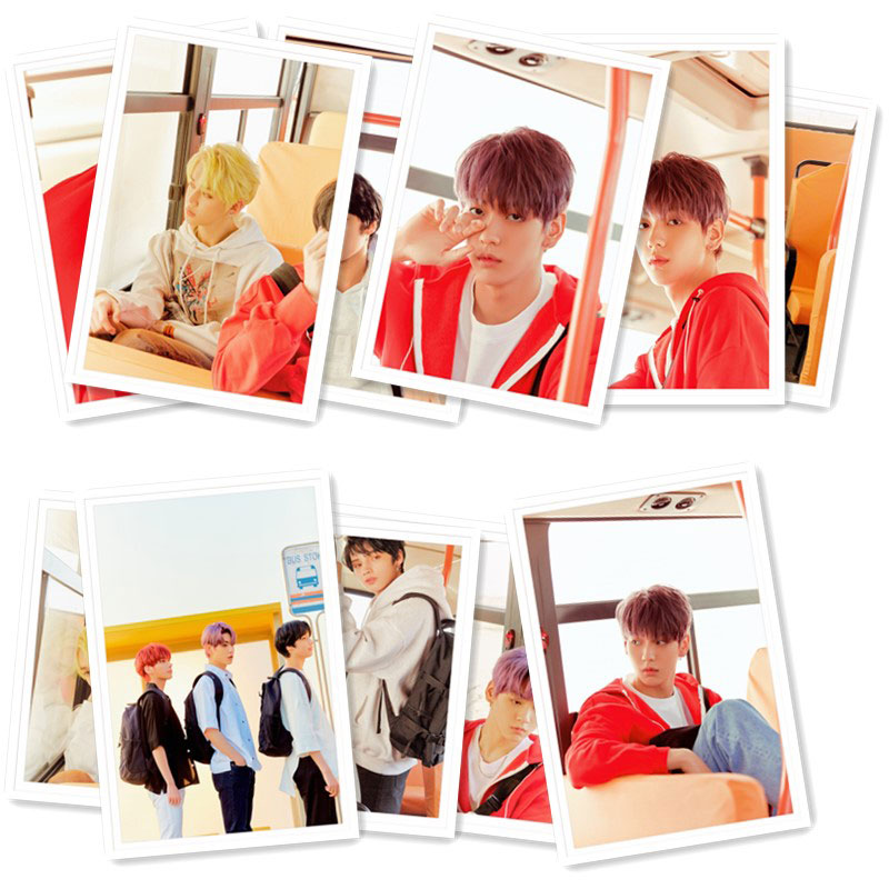 TXT Photo Cards