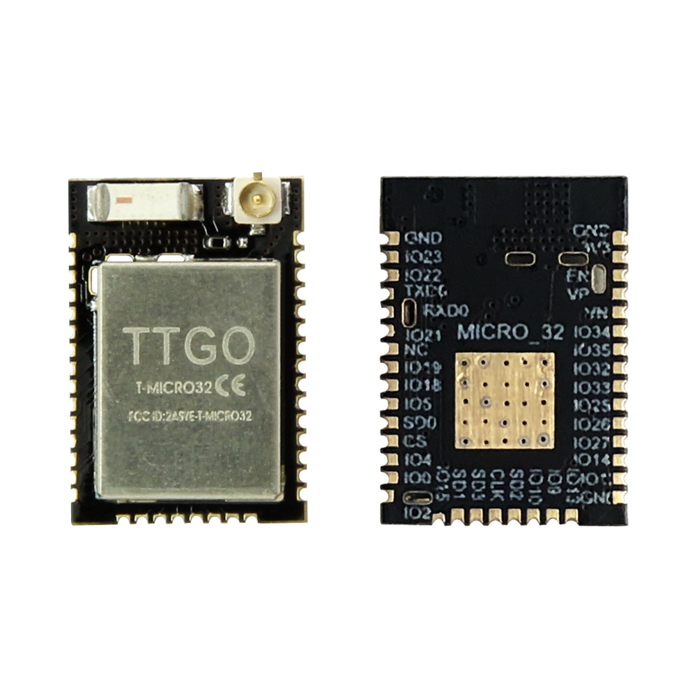 TTGO Micro-32 V2.0 Wifi Wireless Bluetooth Module <font><b>ESP32</b></font> <font><b>PICO</b></font>-<font><b>D4</b></font> IPEX ESP-32 for 5piece ( 10piece ) = 1set image