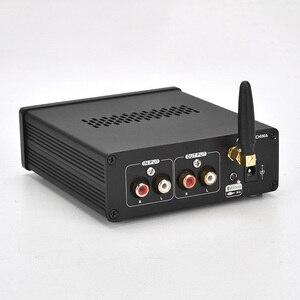 Image 4 - 6J5 Van Ống Khuếch Đại Preamp Tiền Khuếch Đại Âm Thanh Không Dây Bluetooth 5.0 Âm Thanh Stereo Tai Nghe Bass Treble Âm Rạp Hát Tại Nhà
