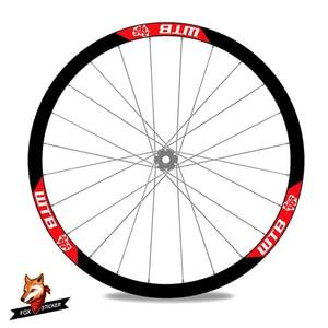 Дорожные карбоновые велосипедные колеса наклейка обода 24/30/38/40/50/55/60/80/88 мм 26er 27.5er 29er MTB велосипедные колеса с наклейкой forWTB