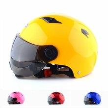 Велосипедный шлем для горной дороги, велосипедный шлем, линзы с очками, удобный для взрослых, ультралегкий велосипедный шлем с очками