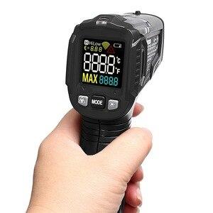 Image 5 - ET6531B C Infrarood Digitale Contactloze Temperatuur Meten Gun Infrarood Thermometer Pyrometer Laser Thermometer 50 600C