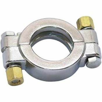 """Sanitary Clamp 6"""" Pressure  Bolted Tri Clamp Stainless Steel SS304 Sanitary Grade 13MHP"""