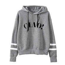 Long-Sleeve Sweaters Tops Casual Pullover Print Winter Woman Ladies Woman
