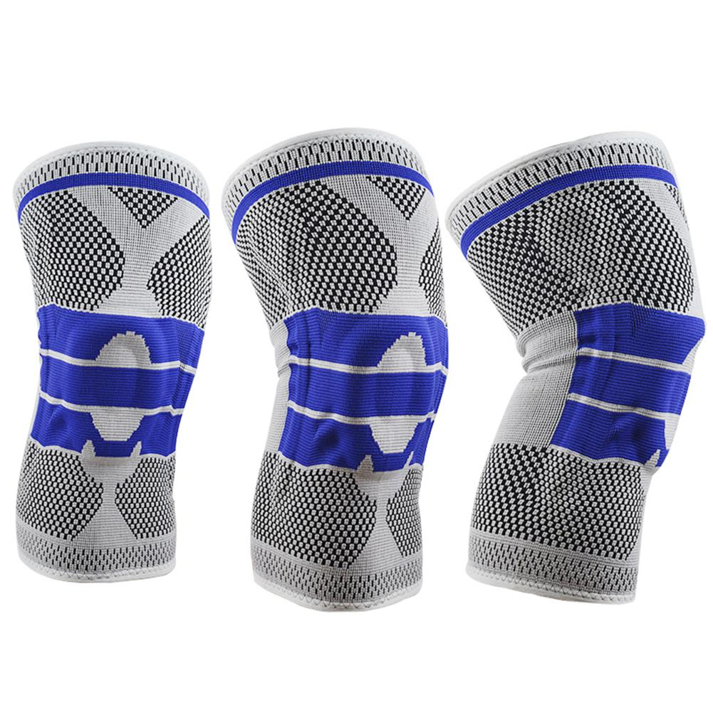 1Pc Sport Running Fitness Knee Sleeve Support Compression Pad Brace Protector
