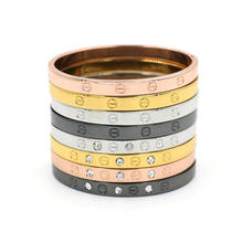 Screw Bangle For Women Bracelets & Bangles Gold Jewelry