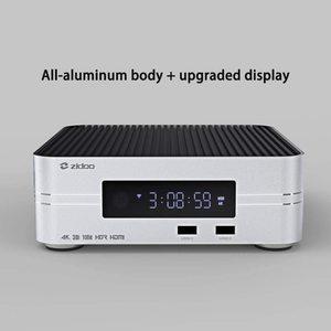 Image 5 - Zidoo Z10 4 18k メディアプレーヤーアンドロイド 7.1 のスマート tv ボックス 2 グラム 16 グラム ddr セットトップボックス 10Bit hdr デュアル無線 lan usb 3.0 bt 4.0 と無料ギフト