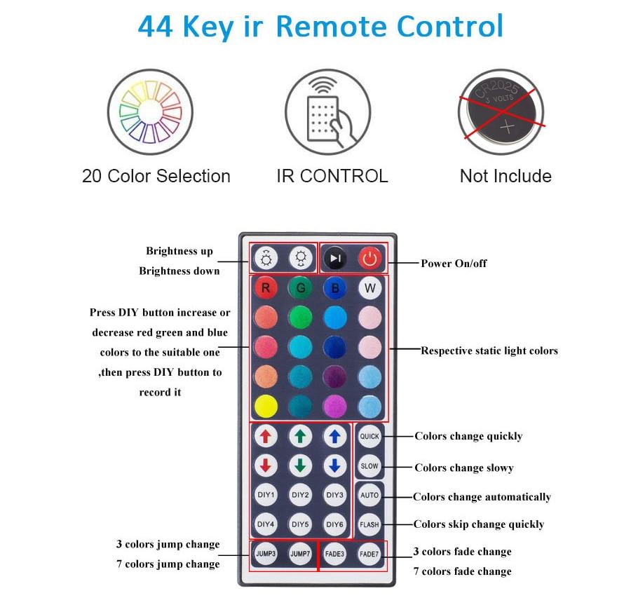 H792004540e8344c0a5779efd9ec2b92f6 5050 LED Strip WIFI RGB RGBW RGBWW 5M 10M 15M RGB Led Color Changeable Flexible LED Strip Light + WIFI Remote Controller + Power