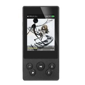 Image 1 - XDuoo X3II X3 II USB DAC odtwarzacz Mp3 Bluetooth 4.0 AK4490 przenośny odtwarzacz muzyczny HIFI DSD128 bezstratny/WAV/ FLAC Port USB